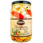 Giardiniera Stodola vegetables marinated 900g