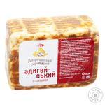 Сыр Дворечанская сыроварня Адигейский в специях 45%