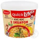 Zhmenka Couscous with Ginger 70g