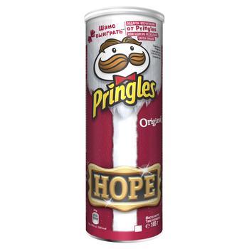 Чипсы Pringles Original картофельные 165г - купить, цены на Метро - фото 3
