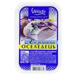 Оселедець Veladis Козацький філе-шматочки в олії з італійськими спеціями 300г