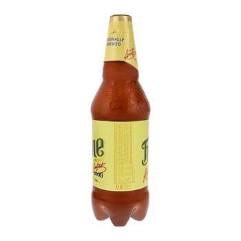 Пиво Чернігівське Біле нефільтроване 4,8% 0,9л - купити, ціни на CітіМаркет - фото 2