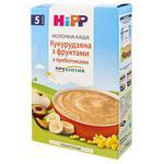 Каша Hipp кукурузная с фруктами 250г