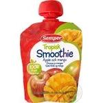 Puree Semper mango for children from 6 months 90g