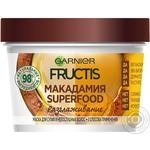 Маска Garnier Fructis Suerfood Макадамия для непослушных волос 390мл