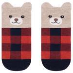Conte Kids Tip-Top Dark-Blue-Red Children's Socks Size 20