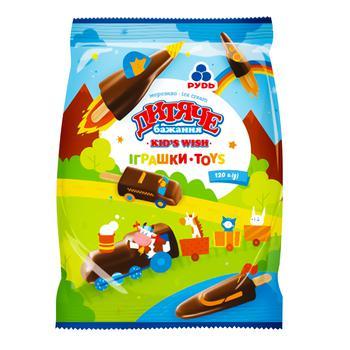 Rud Children's Desire Toys Ice cream 6pcs 120g