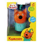 Іграшка Три кота фігурка Компота із звуковими ефектами T17191