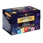 Tea Twinings black 20pcs cardboard packaging