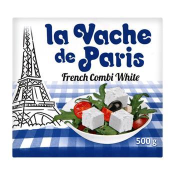 Flechard La vache de paris pickled cheese feta 55% 500g - buy, prices for CityMarket - photo 1