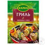 Приправа Kamis Гриль для мяса 25г