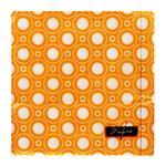 Серветки Tissueclub паперові трьохшарові жовті 33х33см 20шт