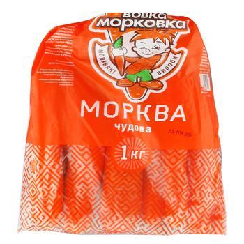 Морковь Вовка-морковка Чудесная 1кг - купить, цены на Ашан - фото 2