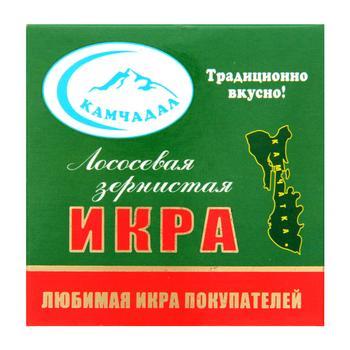 Икра лососевая Камчадал Премиум зернистая 100г - купить, цены на Восторг - фото 2