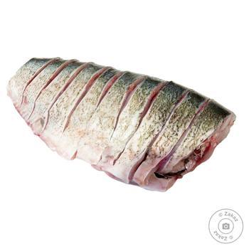Steak silver carp fresh - buy, prices for Furshet - image 1