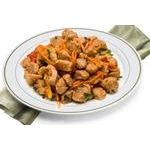 М'ясо з соєвого м'яса по-корейськи