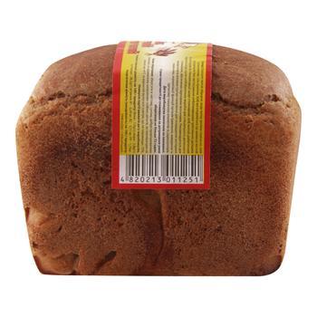 Хлеб ржаной Короваево Салтовский хлебозавод Диабетический 350г - купить, цены на Таврия В - фото 1