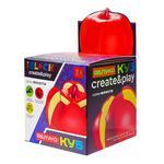 Iblock Cube Apple Toy