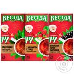 Besida Set of teas in teabags 3pcs*24pack