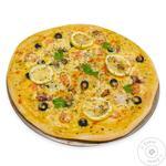 Пицца с морепродуктами 440г
