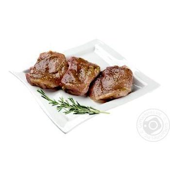 Шашлик свиний з прянощами та травами охолоджений кг