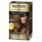 Краска для волос Syoss Oleo Intense 6-80 Золотистый русый без аммиака 115мл