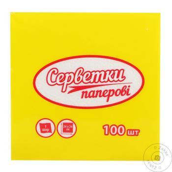 Subota Napkins 100pc