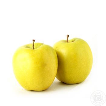 Яблуко Голден Україна в асортименті - купити, ціни на Ашан - фото 2