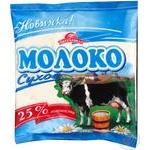 Молоко Цвет аромат сухие 25% 150г мягкая упаковка