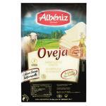 Сыр Albeniz Oveja овечий нарезанный ломтиками 34,3% 75г