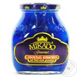 Вишня для коктейля Mikado голубая 314мл - купить, цены на Novus - фото 1