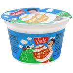 Varto 15% Sour Cream 200g