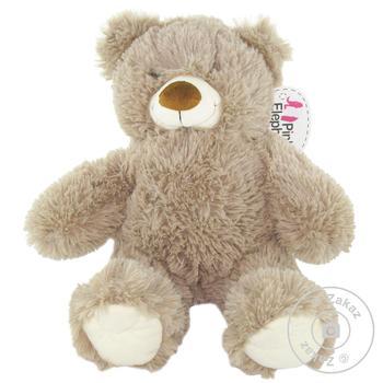Іграшка м`яка Ведмідь 40см капучіно