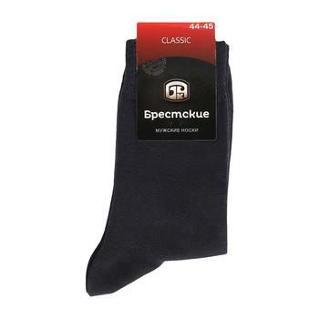 Шкарпетки чоловічі Брестские Classic темно-сірий розмір 29