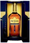 Напиток алкогольный Metaxa 12 звезд 0,7л