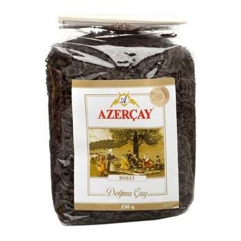 Чай черный Азерчай Букет байховый крупнолистовой 250г Азербайджан