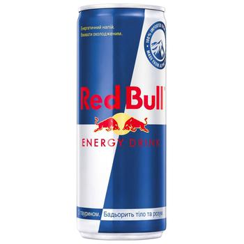 Red Bull Energy Drink 0.25l