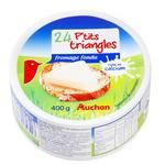 Auchan Processed Batched Cheese
