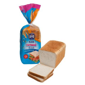 Kulinichi European Bread toast white 330g - buy, prices for Tavria V - image 1