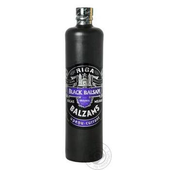 Бальзам Riga Black Balsam Currant 0,7л