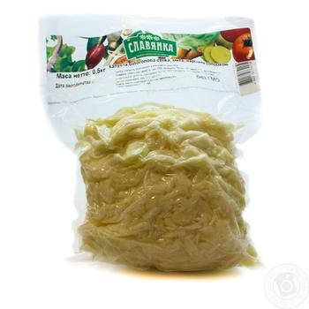 Cabbage Slavjanka cut fresh 500g