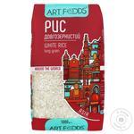 Рис Art Foods длиннозерный 1кг