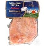 Грудинка куриная Фаго домашняя охлажденная 396г Украина