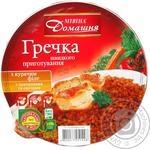 Pap Mivina Homemade style buckwheat 115g Ukraine