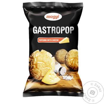 Снек Mogyi Gastropop попкорн с сыром 80г