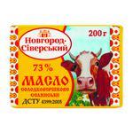 Novgorod-Siverskiy Selyanske Sweet Cream Butter 73% 200g
