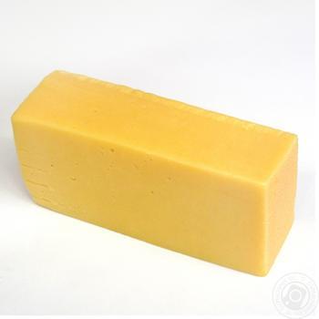 Cheese poshehonsky Pyriatyn chilled 45%