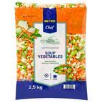 Суміш овочева Metro Chef для супу заморожена 2,5кг