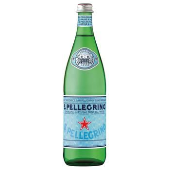 San Pellegrino carbonated mineral water 750ml - buy, prices for CityMarket - photo 3