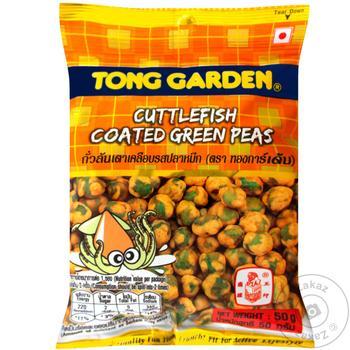 Горіх Tong Garden смажений з вугрем 50г - купити, ціни на Novus - фото 2